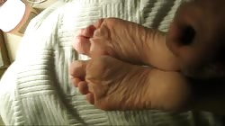 Lyn's Dry Wrinkly Soles - First Load Ever!