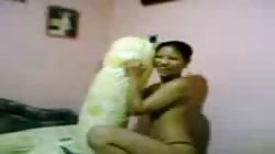 indonesia- horny girl strips and shows off