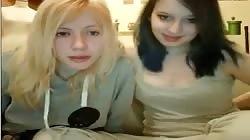 2 Young lesbian girls
