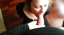 Throatfucked whore