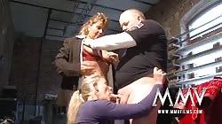 MMV Films Mature-Parchen hat geilen Sex