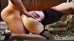Watch me banging a fatty Russian slut in the doggy style pose