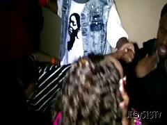 House Party! - Redbone Twerk Grind Grope - JRay513