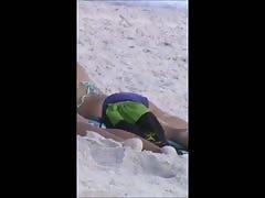 quick beach teen crotch shot spy 46, big ass and cameltoe