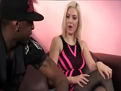 sexy blonde teen fucked by bbc