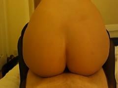 Polish MILF rides me and makes me cum