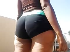 Daja Got That Nice Booty Jiggle!!!