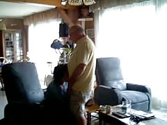 Big Dick French Grandpa