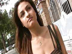 PUTA LOCURA Amateur Teen with Big tits fucked by older guy