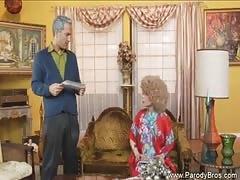 Parody of TV's Three's Company Show