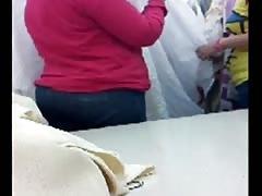 Madura culona con su hija gordita y panzona (Parte 1)