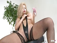 Truly impressive Latina shows her asshole only for Babe Station X
