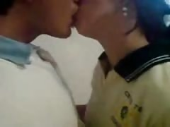Indian Coed Couple Sucking and Fucking