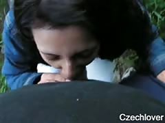 Czechlover Trailer Version 2 - The only blowjob Version
