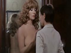 Dyanne Thorne and Lina Romay - Ilsa, the Wicked Warden