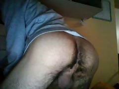 Italian Cute Boy With Big Cock Cums On Cam,Tight Hairy Ass