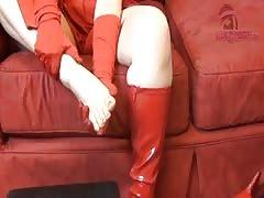 Flashy Feet