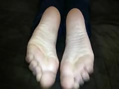 FF24 Sexy Wrinkled Soles in Jeans