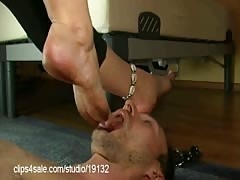 Foot Domination at Clips4sale.com