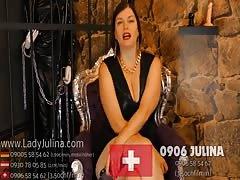 Wie Du ein Sklave bei Lady Julina werden kannst