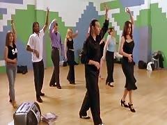 Jacey Salle's Sexy Scene