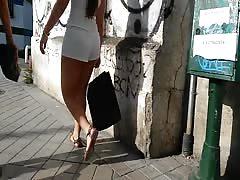 Beautiful Spanish girl big ass (MC)