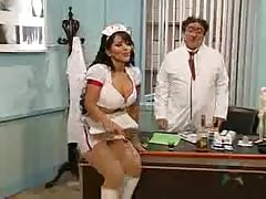 Sexy Nurse - Elena Rojas