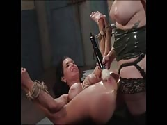 BRUTALY WIFES MILFS GANGBANG FUCKING CRAZY HART BDSM