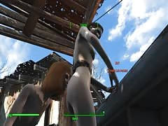 Fallout 4 Holly hungry