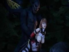 Kasumi and vampire