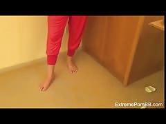 Indian Femdom - POV Ball Bust