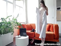 Young Courtesans - A perfect sex affair