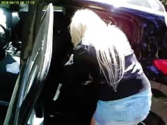 blondy polish hooker torn up external
