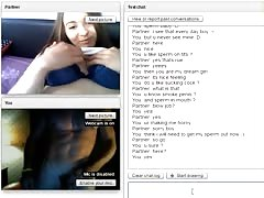 Hot Polish girl is showing to my fake cam