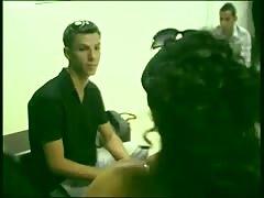 israeli MILF fucked a young guy