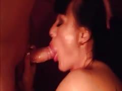 Sylvi suck cock