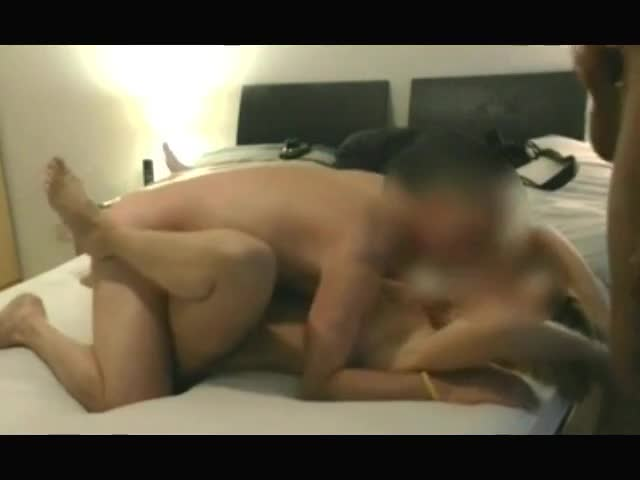 Cuckold - enjoys her twat tiresome and his rod