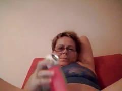 Austrian Mature Slut on Skype