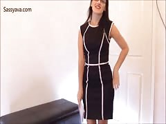 Office dominance - Secretary Blackmails Boss by Sassy Ava