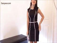 Office Domination - Secretary Blackmails Boss by Sassy Ava
