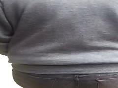 Big pawg butt
