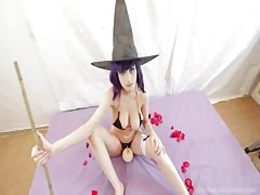 The Purple Witch - Halloween Special By Amedee Vause