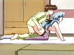 anime toon anal