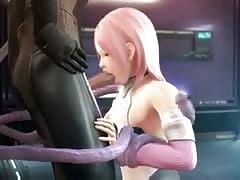 Anime X 3D: Scourgeofthvil