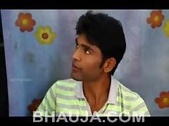 Hot Bhabhi & Young Dewar Romantic Love - Desi Sexy Cleavage  Romance - Bhauja.com