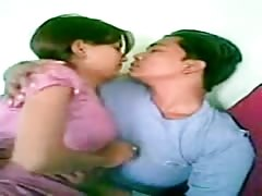 Young & Horny Indian Couple's Sex Tape