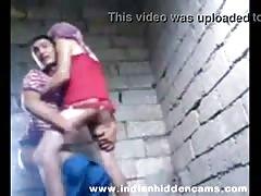 Mature Indian Seducing Young Boy