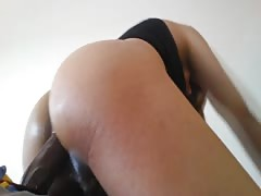 Nathy bFly My Rounded Ass