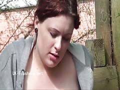 Public masturbation and flashing o. Margarite from dates25.com