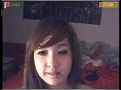 Shy asian teen flashing boobs. Elaina from dates25.com